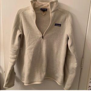 "Patagonia ""Better Sweater"" quarter zip"